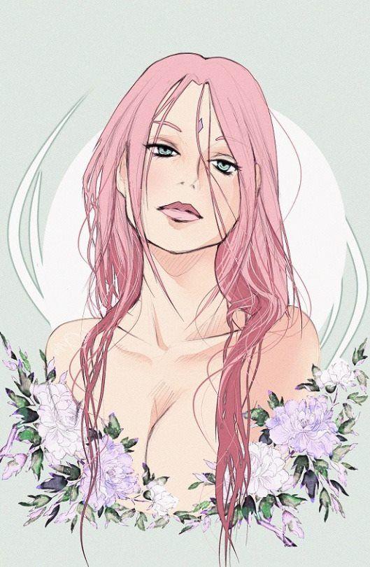 Naruto sakura photos de sexe