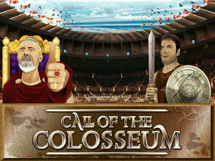 The developer of the Online Call of the Colosseum Slot Machine is NextGen Gaming. This game has 5 reels and 25 pay lines. The venue mentioned in the game featured the battles between the beast and the men. This slot may affect the bank payroll, but the lucky people can win good payout too. The free spins and the winning combinations attract the players. http://free-slots-no-download.com/nextgen-gaming/7824-call-of-the-colosseum/