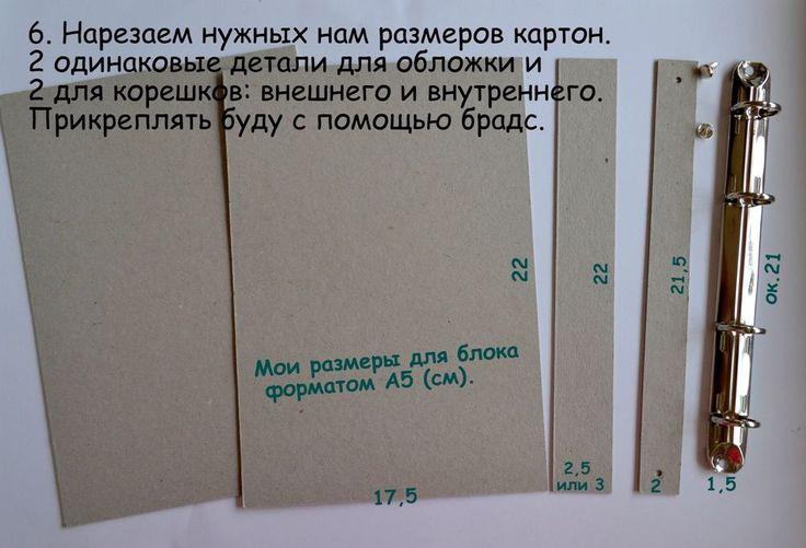 """Интересненькое дельце: Кулинарный блокнот + небольшой МК """"как я его делала"""":)"""