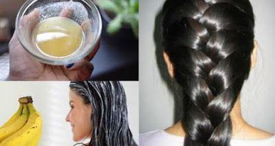 Eggs, Bananas, Honey, And Beer Hair Growth Recipe | Healthy Living 93