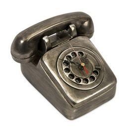 IMAX 13471 Vintage Telephone Clock Box