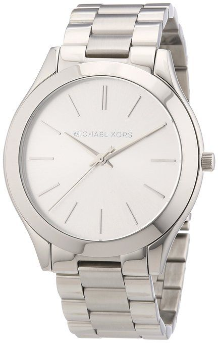 Michael Kors - MK3178 - Montre Femme - Quartz Analogique - Bracelet Acier Inoxydable Argent