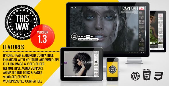 """Check out this great #themeforest item """" This Way WP Full Video/Image Background with Audio http://themeforest.net/item/this-way-wp-full-videoimage-background-with-audio/943634?sso?WT.ac=category_item_1=category_item_author=RenkliBeyaz=25EGY"""