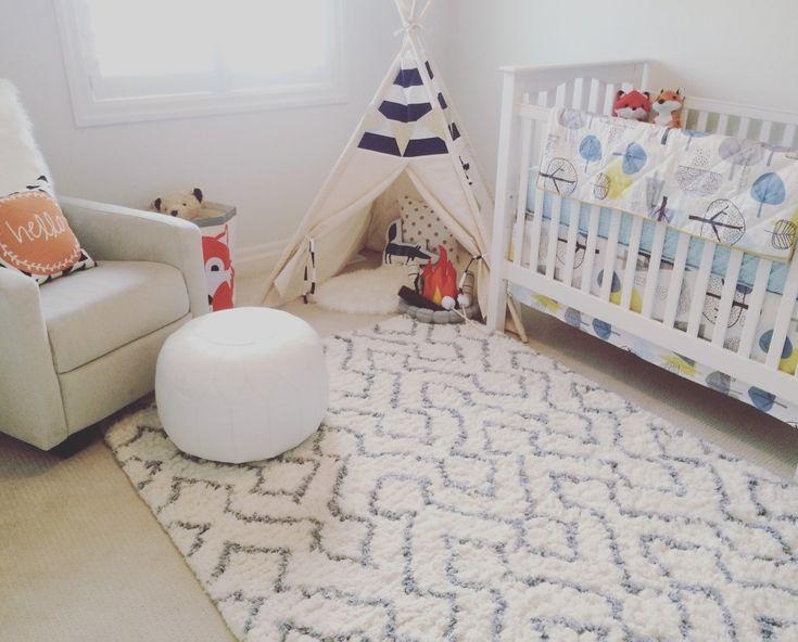 Eclectic Fox-Themed Nursery - Project Nursery