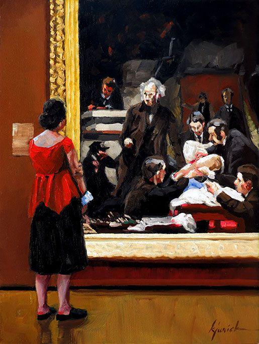 'Eakins' part of series ArtistZ
