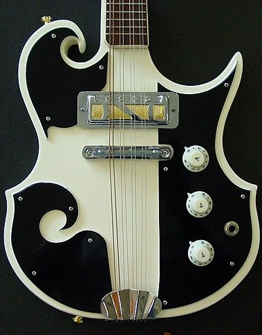 St. George electric mandolin