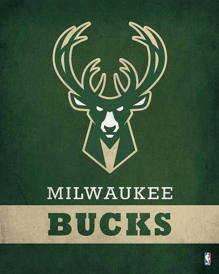 Pin By Viralnba On ツ Bucks Logo Milwaukee Bucks Milwaukee