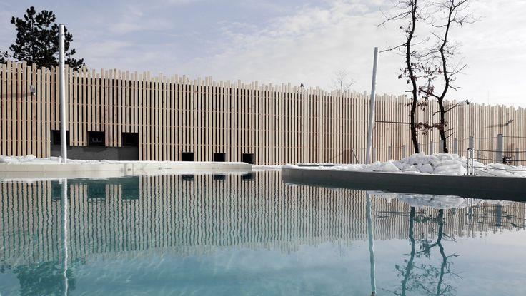 PENGUIN & SEAL EXHIBIT / Location: Zoo Veszprém / Veszprém H-8200 Hungary / Planning: 2013 / Completed: 2014 / Project area: 800 sqm building, pools and enclosures