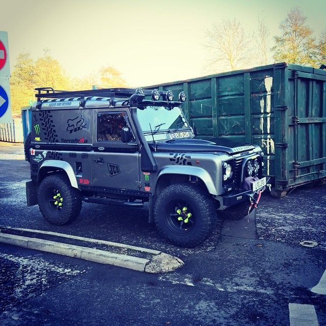 505 Best Images About Land Rover On Pinterest