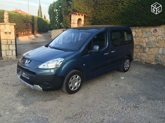 Peugeot partner 1.6 hdi (110cv)