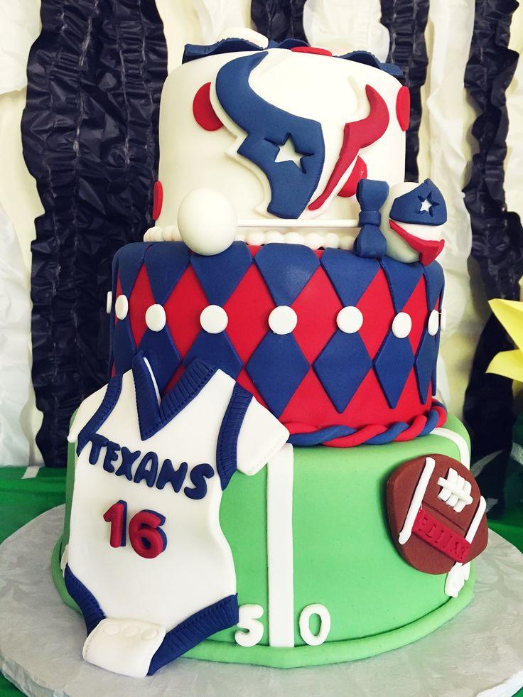 My Texans Cake