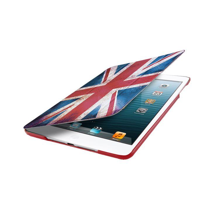 Θήκη PURO ZETA SLIM COVER UK FLAG για iPad mini