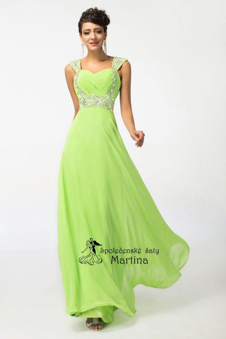 Společenské • plesové šaty  | Tisha | Společenské šaty Martina