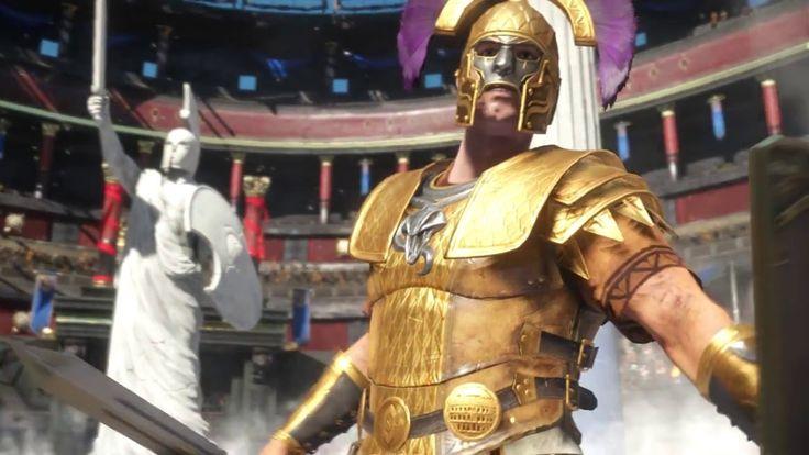 [41] Ryse: Son of Rome  ライズ:サン・オブ・ローマ  コンモドゥスとの戦い、勝利する