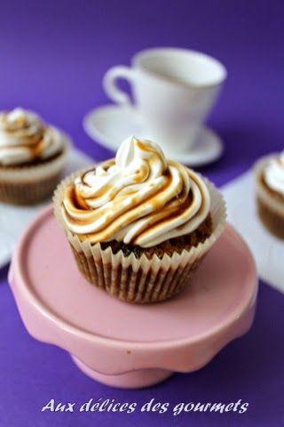 Aux délices des gourmets: COFFEE CUPCAKES