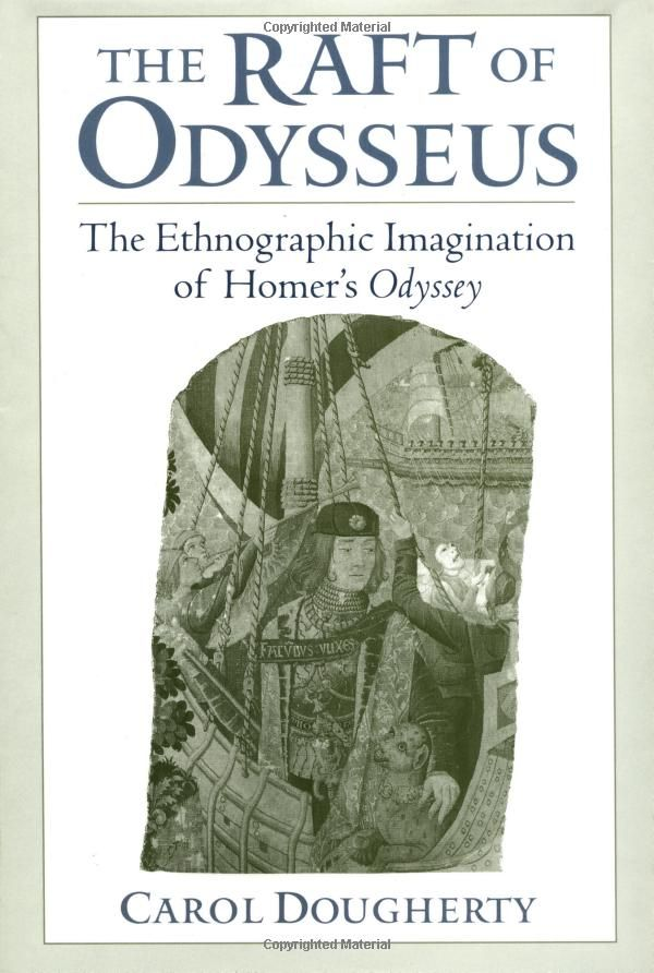 Homer s the odyssey and 2001 a