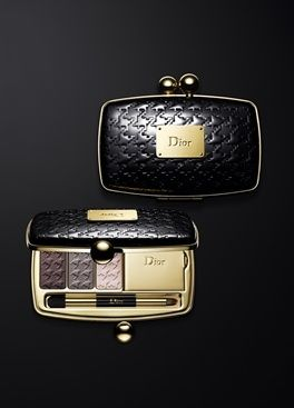 Pictures of black and white - Dior-Holiday-2010-Makeup
