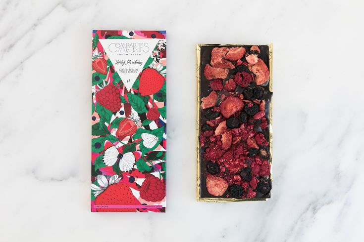 We know it's 'only' chocolate, but, well, it's not. This is Compartes! Handmade in Los Angeles since the 1950s, Compartes has developed a cult following, and for good reason.  These...