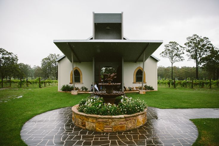 The Chapel at IronBark Hill | Image: Cavanagh Photography