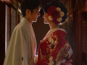Emi and Yoshinori. Meiji-jingu and Tokyo American Club. March 1, 2014...
