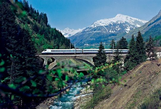 trains | Overview, Euro City trains, European routes and trains | Rail Europe