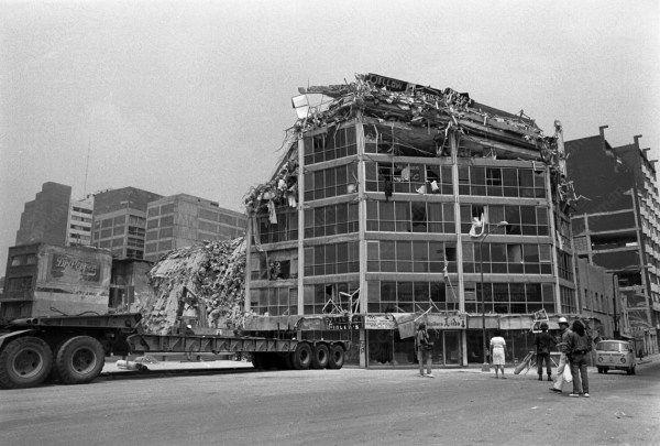 A 29 años del trágico suceso que marcó y dejó cicatrices imborrables tanto en la Ciudad de México como en sus habitantes, una colección de imágenes que describen gráficamente la magnitud de la trag…