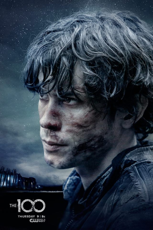Bob Morley as (Bellamy) #The100