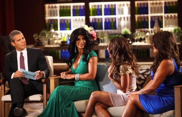 EXCLUSIVE: Teresa Giudice: Kathy Wakile Is A Moocher | RumorFix