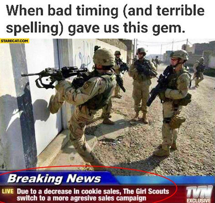 Great timing   http://ift.tt/2g24bvh via /r/funny http://ift.tt/2fKtPl8  funny pictures