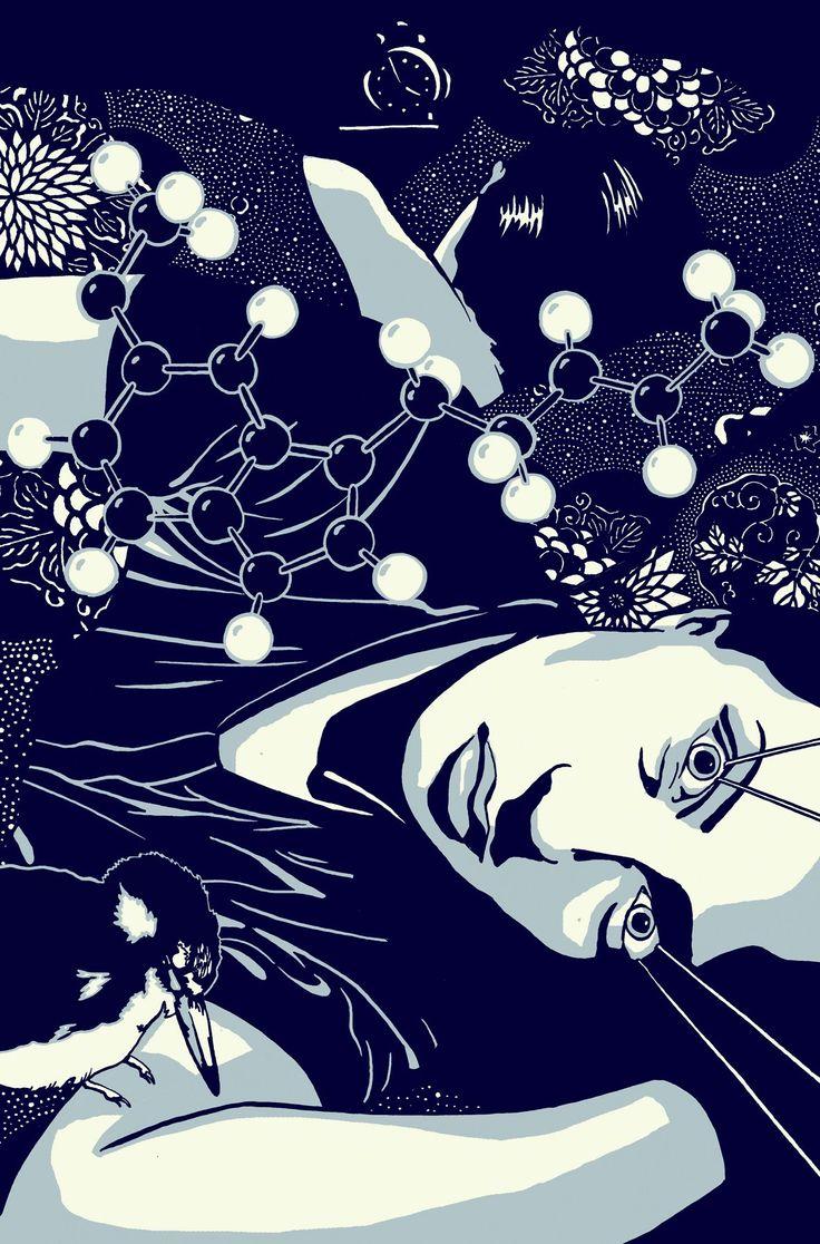 Schlaf: Haruki Murakami, Kat Menschik