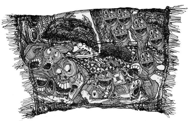 El tapiz, by Paul van der Steen