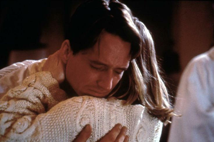 Linus Roache, Christine Tremarco, 1994 | Essential Gay Themed Films To Watch, Priest http://gay-themed-films.com/watch-priest/