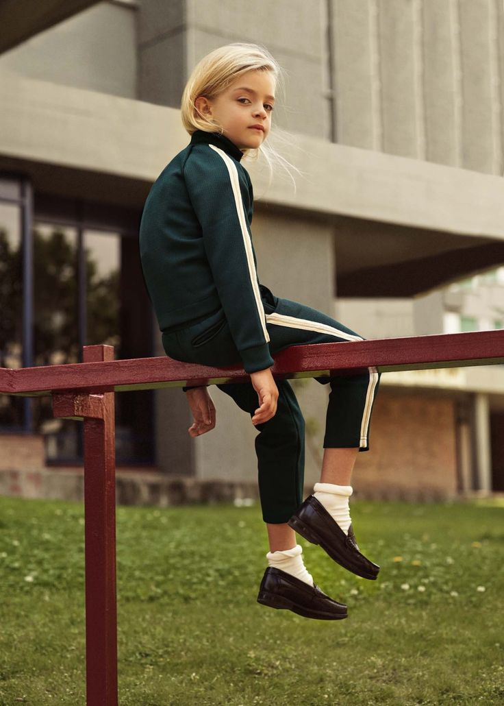 FW 16 KIDS COLLECTION | Kids from the 90's, an editorial by Raul Ruz