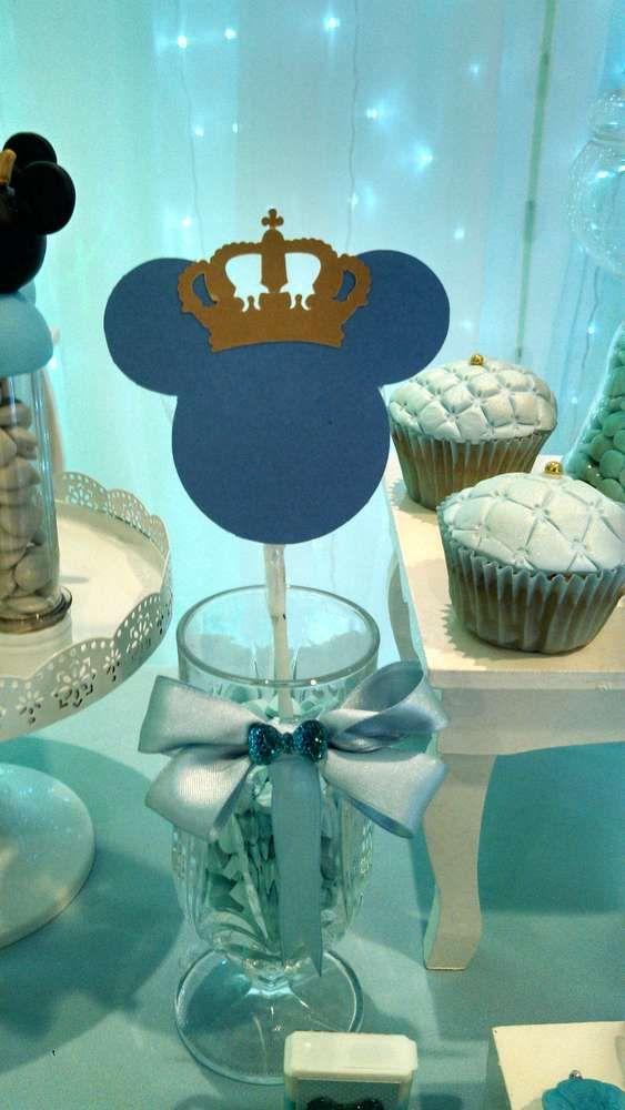 Prince Mickey Party | CatchMyParty.com
