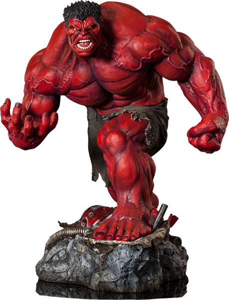Red Hulk (Variant 1)  Click on picture links for more pics and to pre-order today!