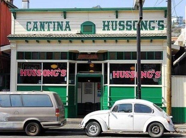 Cantina Hussong's (1882), #Ensenada, in #Messico