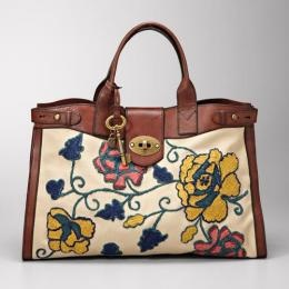 Fossil Vintage Re-Issue Weekender Handbag, I love this bag and use it often.
