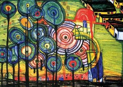 28 best images about Art: Hundertwasser on Pinterest | Toilets ...
