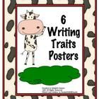 Ease your students into the Six Traits of Writing one mini poster at a time.  $