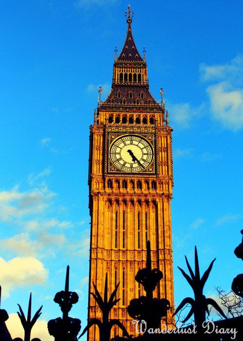 Big Ben London Travel Photography