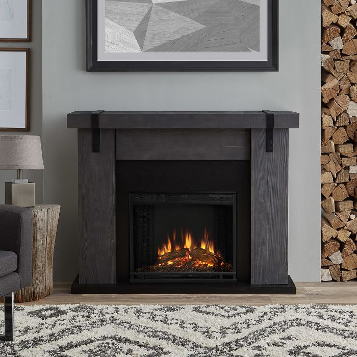 Real Flame Aspen Indoor Electric Fireplace In 2020 With Images