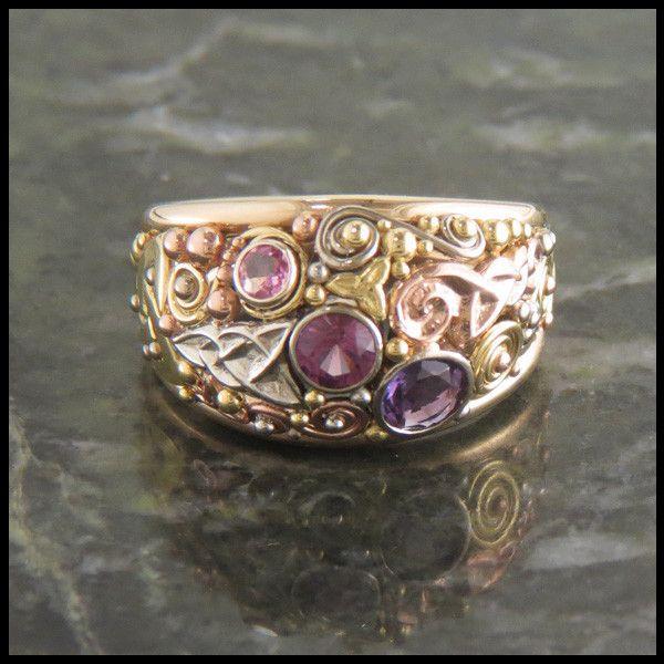 134 best Custom Celtic Rings images on Pinterest Celtic rings