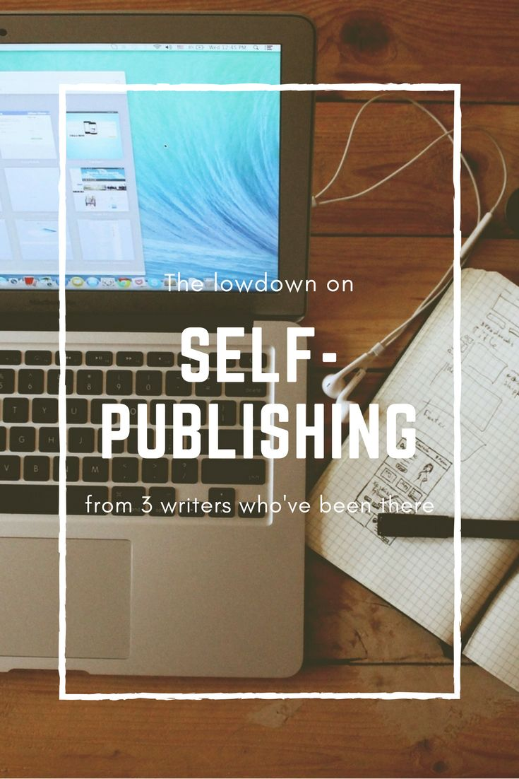 Self-publishing is a way to gain readers for writers either immobilized by the traditional publishing process or thwarted by the constant rejection. I picked the brains of three self-published authors to learn the ins and outs. Meet and learn from here! | Click to read now, or re-pin to save for later!  https://www.kathryndlewis.com/blog/the-lowdown-on-self-publishing
