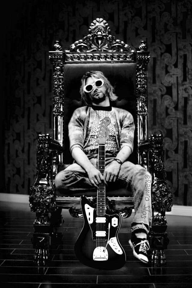 King #Nirvana                                                                                                                                                                                 More