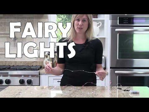 Fairy Lights, Micro LED Lights - YouTube
