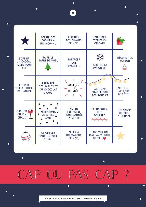 Oh, oh, oh, c'est la maman noël ! Je vous propose un bingo de Noël à imprimer pour terminer la semaine en douceur. Le principe est tout simple : j'ai...