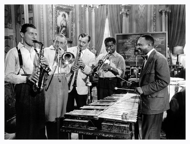 Benny goodman jazzinphoto tommy dorsey louis
