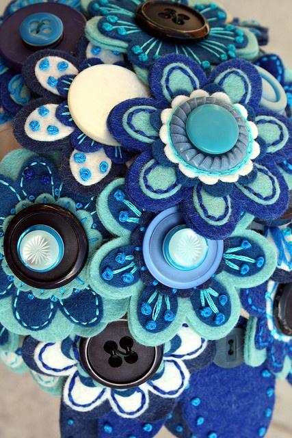 flowers flowers simple flowers flowers fabric flowers softi felt felt ...