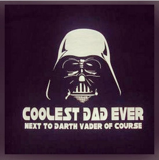 Happy Father's Day, Darth Vader - funny memes about Darth Vader as a Father figure. Darth Vader memes, Darth Vader Father memes