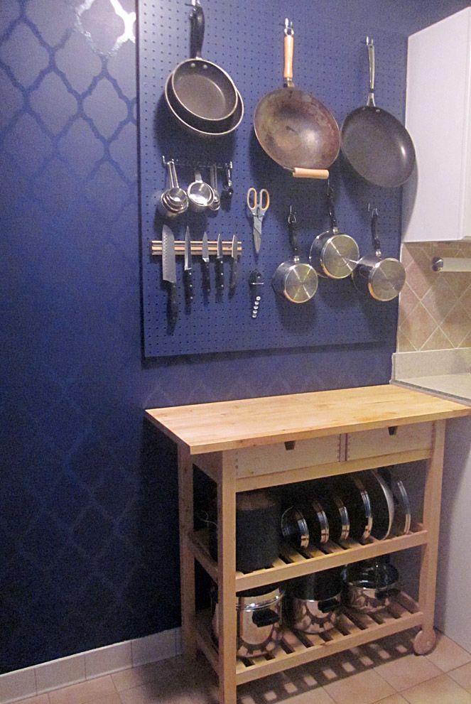 Best 25 Kitchen Pegboard Ideas On Pinterest Wall